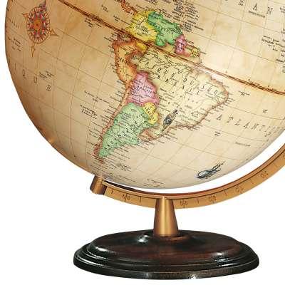 globe-terrestre-columbus-renaissance-ancien-vintage