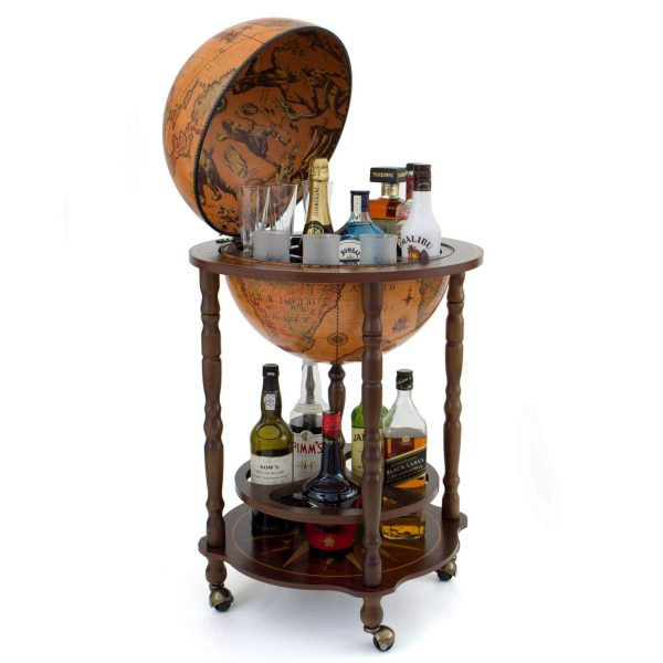 globe-terrestre-drinking-bar-mappemonde-vintage-ancienne-XVIIIème