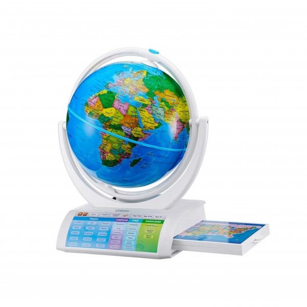 globe-interactif-OregonScientific